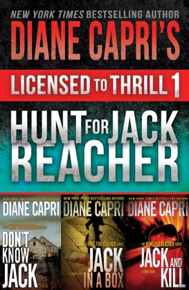 Licensed to Thrill 1 book cover
