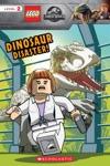 Dinosaur Disaster LEGO Jurassic World Reader