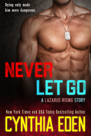 Never Let Go book