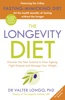 Dr Valter Longo - The Longevity Diet artwork