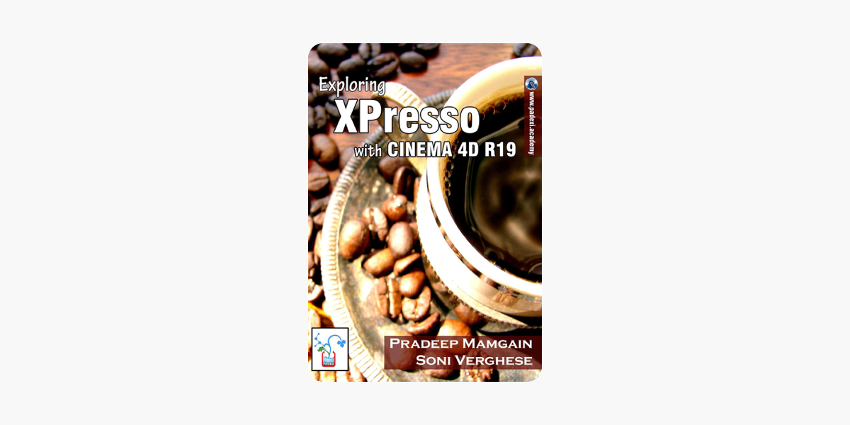 ‎Exploring XPresso With CINEMA 4D R19