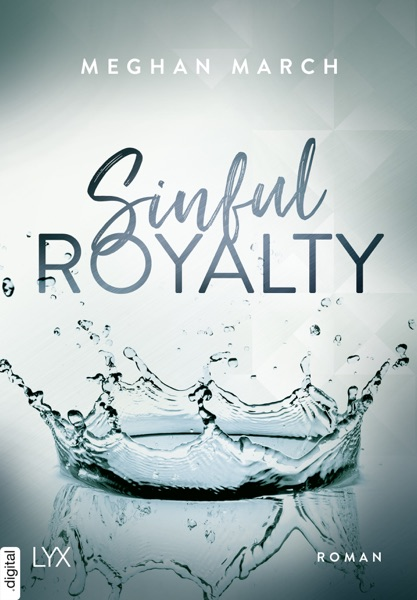 Sinful Royalty - Meghan March book cover