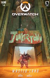 Overwatch #14 book