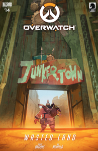 Overwatch #14 Book Review