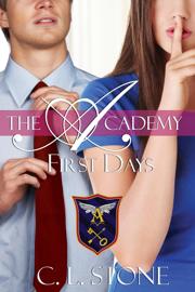 The Academy - First Days book