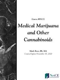 Medical Marijuana And Other Cannabinoids