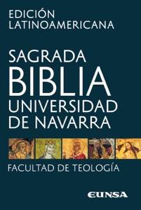 Sagrada Biblia da Universidad de Navarra
