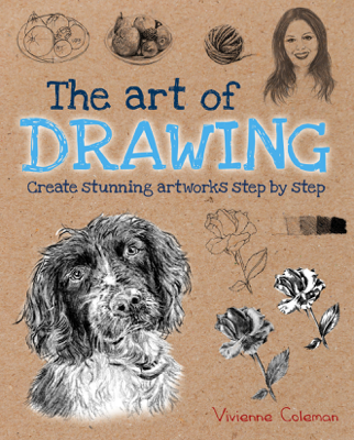 The Art of Drawing - Vivienne Coleman book