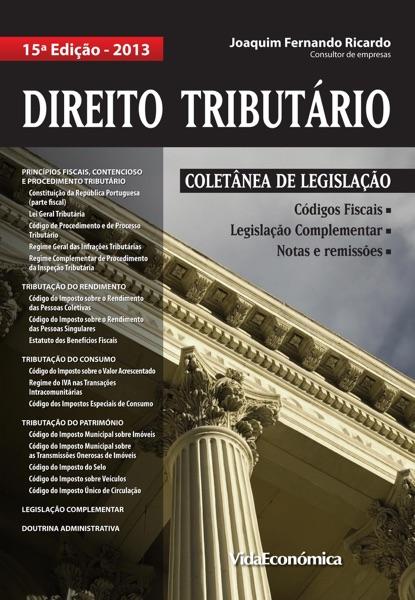 Direito Tributário 2013 (15ª Edição)