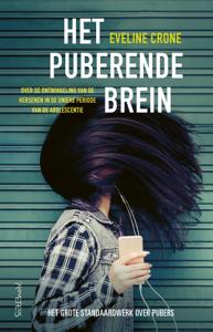 Het puberende brein Boekomslag