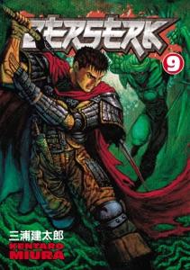 Berserk Volume 9 Book Cover