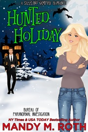 Hunted Holiday: A Vampire Romance PDF Download