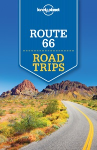 Lonely Planet's Route 66 Road Trips Book Cover