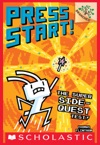 The Super Side-Quest Test A Branches Book Press Start 6