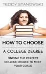 How To Choose A College Degree