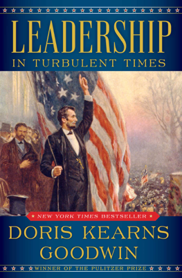 Leadership - Doris Kearns Goodwin book