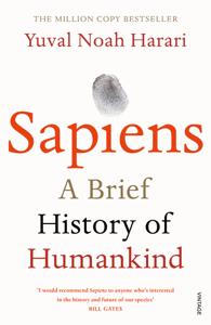Sapiens Copertina del libro