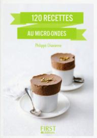 Petit Livre de - 120 recettes au four à micro ondes, nouvelle édition