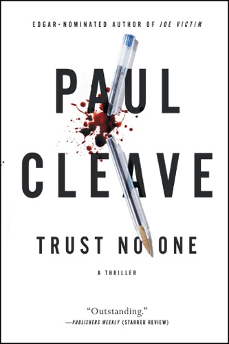 Paul Cleave - Trust No One