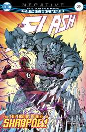 The Flash (2016-) #29 book