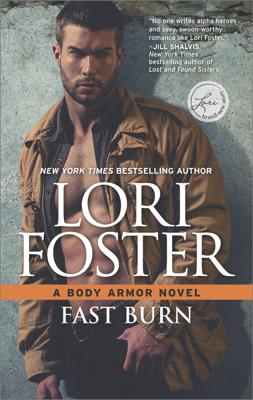 Fast Burn - Lori Foster book