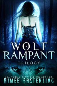 Wolf Rampant Trilogy Boekomslag