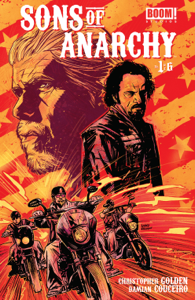 Sons of Anarchy #1 Libro Cover
