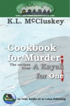 Cookbook For Murder The Recipes From A Kayak For One