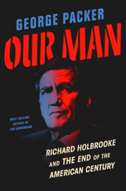 Our Man book
