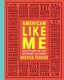 American Like Me book