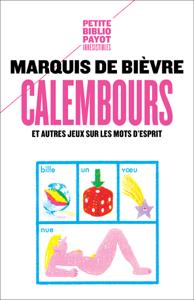 Calembours La couverture du livre martien