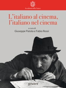 L'italiano al cinema, l'italiano nel cinema Book Cover