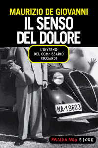 Il senso del dolore Book Cover