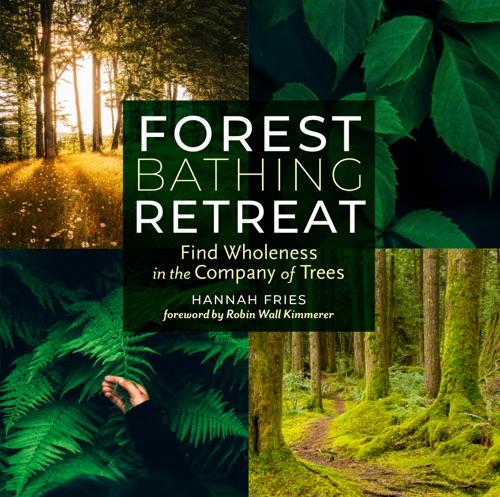 Hannah Fries - Forest Bathing Retreat