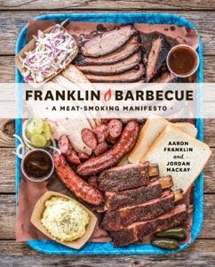 Franklin Barbecue Book Cover