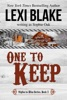 One to Keep, Nights in Bliss, Colorado, Book 3