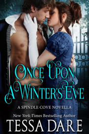 Once Upon a Winter's Eve - Tessa Dare book summary