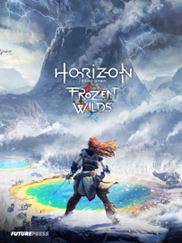 Horizon Zero Dawn: The Frozen Wilds Official Guide book