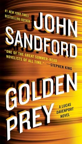 John Sandford - Golden Prey