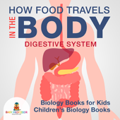 How Food Travels In The Body - Digestive System - Biology Books for Kids  Children's Biology Books