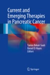 Current And Emerging Therapies In Pancreatic Cancer