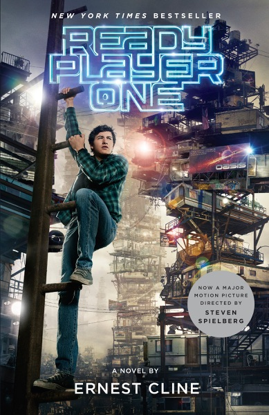 Ready Player One - Ernest Cline book cover