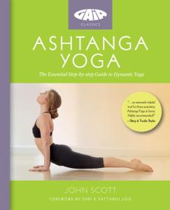 Ashtanga Yoga La couverture du livre martien