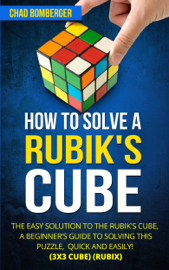 How to Solve a Rubik's Cube book