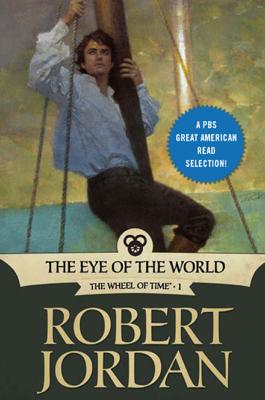 The Eye of the World - Robert Jordan book