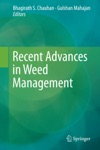 Recent Advances In Weed Management