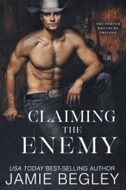 Claiming the Enemy- Dustin book