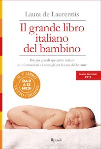 Il grande libro italiano del bambino Copertina del libro