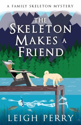 The Skeleton Makes a Friend
