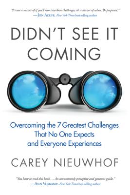 Didn't See It Coming - Carey Nieuwhof book